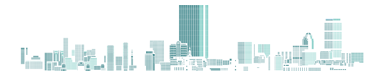 Commercial Real Estate Illustration